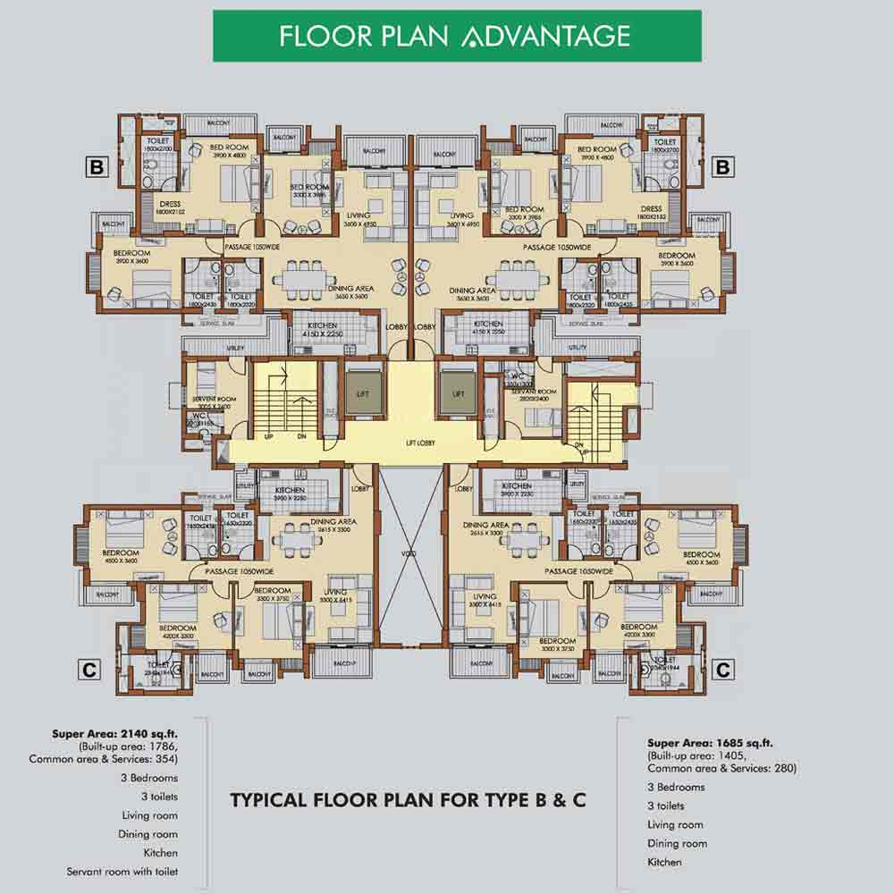 Ats One Hamlet Sector 104 Noida With Best Offers Discount